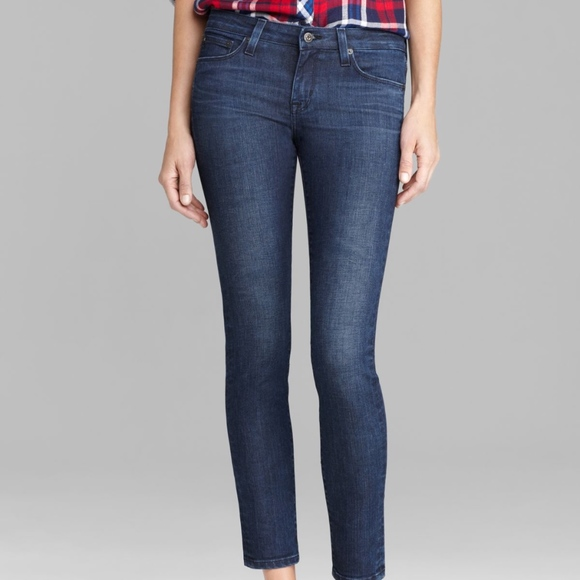 8e811fc1e28 Big Star Jeans | Alex Mid Rise Skinny Dark Wash Sz 25 | Poshmark